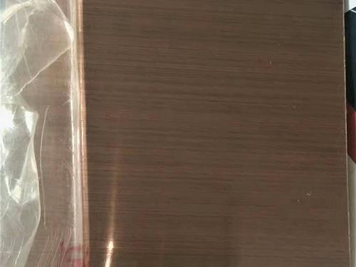 经典无指纹拉丝红古铜6